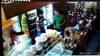 Инцидент в магазине юго-западного района Ставрополя