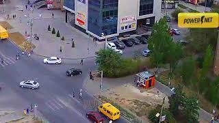 ДТП (авария г. Волжский) ул. Мира ул. Нариманова 07-09-2018 17-36