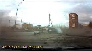 Нетрезвый водитель вновь устроил ДТП