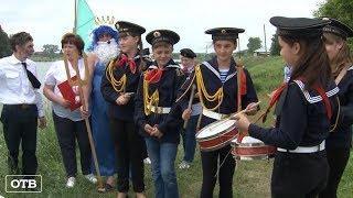 Школьники из уральского села собрали яхту по чертежам Владислава Крапивина