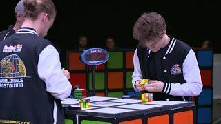 Чемпионат по кубику Рубика
