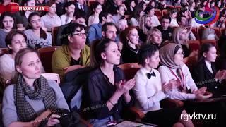 Торжественная церемония закрытия чемпионата «Молодые профессионалы» прошла в столице Дагестана