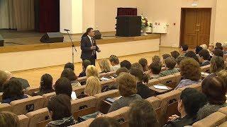 В Пензе на большом родительском собрании обсудили безопасность детей