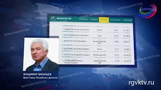 Владимир Васильев - в первой двадцатке медиарейтинга губернаторов