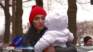 В Череповце разбираются, кто виноват в падении глыбы льда на голову женщины