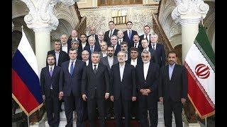 Вячеслав Володин предложил провести заседание межпарламентской комиссии России и Ирана в Волгограде