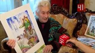06 02 2018 Пенсионерка из Екатеринбурга пишет сказки про Удмуртию