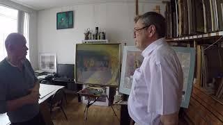 Александр Новик рассказал о старой Тюмени