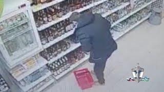 Полицейские Давлекановского района по горячим следам раскрыли кражу из магазина