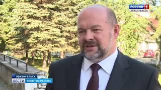 Визит на Соловки на этой неделе совершил Патриарх Москвоский и Всея Руси Кирилл