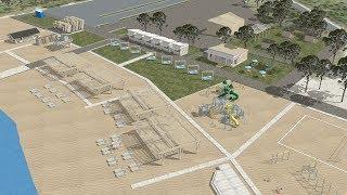 В Когалыме следующим летом обустроят городской пляж