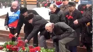 День защитника Отечества в Самаре отметят салютом