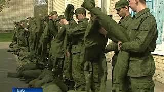 4,5 тысячи донских новобранцев пополнят ряды Вооруженных сил России