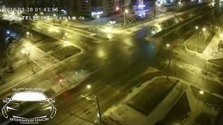 ДТП Абакан, Др.Народов - К.Перекрещенко