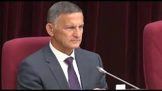 Областные депутаты приняли отставку Ивана Чепрасова