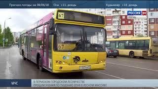 На чем нас возят: В Перми прошел рейд «Автобус»