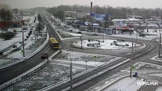 Вульковское кольцо. ДТП. 28.02.2018. Брест.