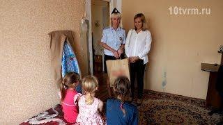 Благотворительная акция МВД России