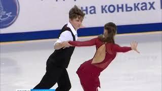 На этапе Кубка России по фигурному катанию в Красноярске вручили первые медали