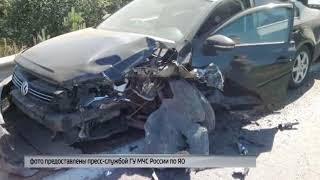 В ДТП на трассе Углич-Ярославль погиб водитель