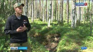 Челябинские поисковики нашли родственников погибшего в Карелии бойца
