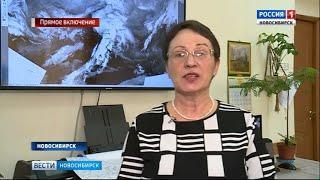 Синоптики пообещали похолодание после штормового предупреждения в Новосибирской области