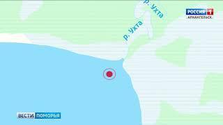В Онежском районе трое рыбаков ждут помощи спасателей