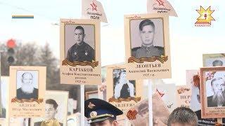 6-ой год подряд Чебоксары присоединяются к международной акции «Бессмертный полк».