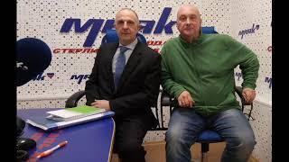 Уфимский берег - 30.11.18 Сергей Зайцев о борьбе с ВИЧ