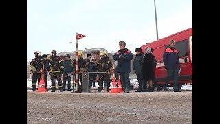 В одном из торговых центров Костромы прошли масштабные противопожарные учения