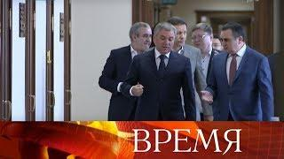 Государственная Дума примет контрсанкции против США в середине мая.