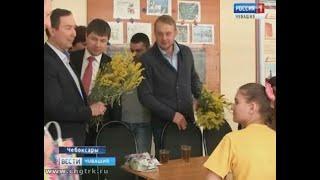 Общественный совет при МВД по Чувашии поздравил  с наступающим  праздником юных воспитанниц и педаго