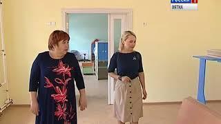 Детский сад в Сидоровке готов к открытию(ГТРК Вятка)