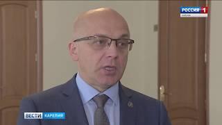 Парламентарии обсудили строительство очистных сооружений