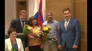 Авторский коллектив ГТРК «Волгоград-ТРВ» получил государственную премию Волгоградской области