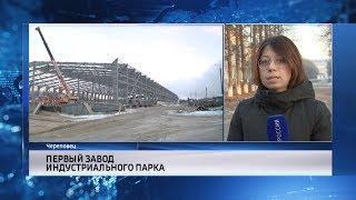 События Череповца: кража ворот в парке, первый завод индустриального парка