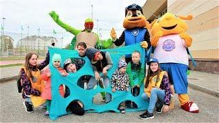 В Ханты-Мансийске для особенных детей провели творческую акцию