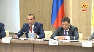 Даниил Фесюк принял участие в заседании Совета по улучшению инвестиционного климата