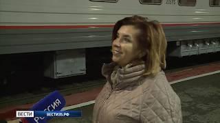 Вологжане могут добраться до Москвы на 2 часа быстрее