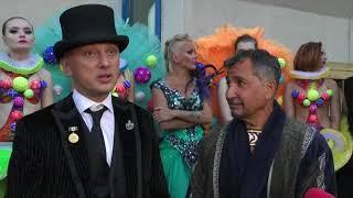 31 07 2018 Цирковые артисты из Италии выступают в Ижевске
