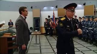 09 11 2018 Молодые сотрудники Федеральной службы исполнения наказаний приняли присягу в Ижевске