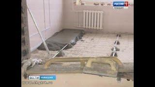 В Республиканской детской больнице начался ремонт реанимационного отделения