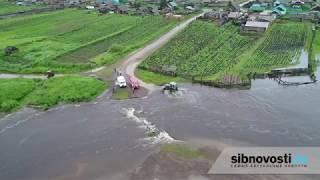 Паводок в Забайкальском крае