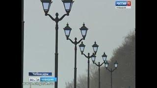 Московскую набережную активно готовят к зимнему отдыху