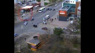 В Уфе произошло серьезное ДТП на улице 50 лет СССР
