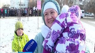 В Красноярске состоялось торжественное открытие сквера Универсиады