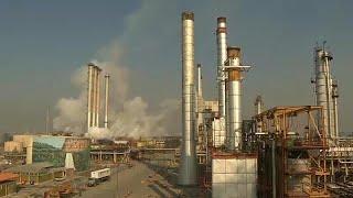 США и Иран ссорятся, нефть дорожает