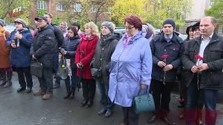 В Петрозаводске открыли памятную доску Павлю Сепсякову
