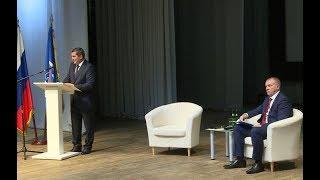 Губернатор Андрей Бочаров поставил задачи перед избранными волгоградскими депутатами