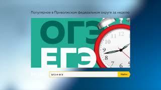 ТОП-5 запросов в поисковой системе Яндекс: 6-13 августа